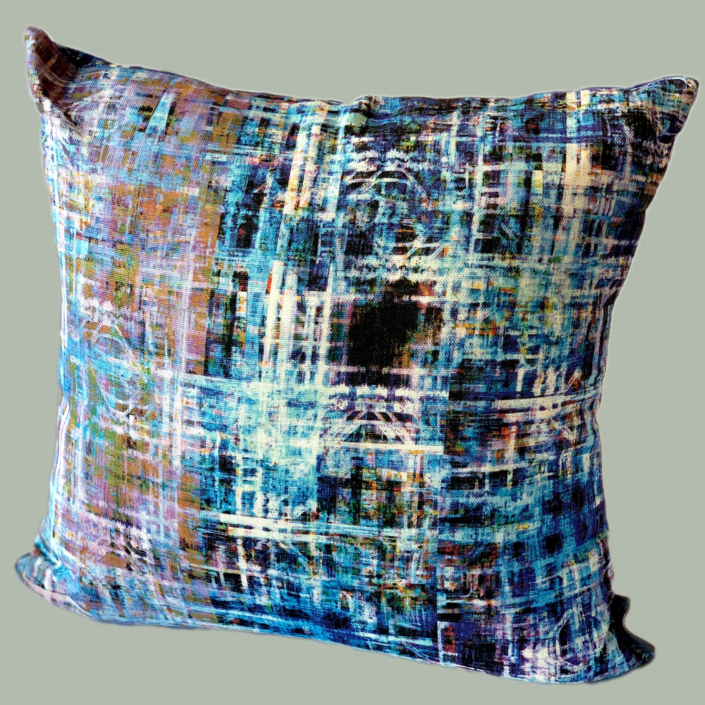 by the docks cushion 7