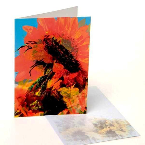 Greeting Cards / Sunflowers 2