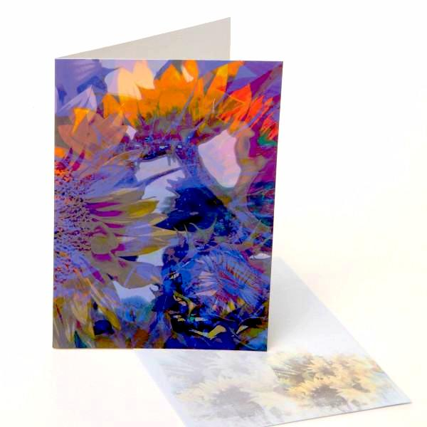 Greeting Cards / Sunflowers 3