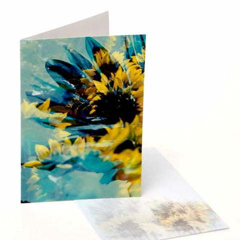 Greeting Cards / Sunflowers 5