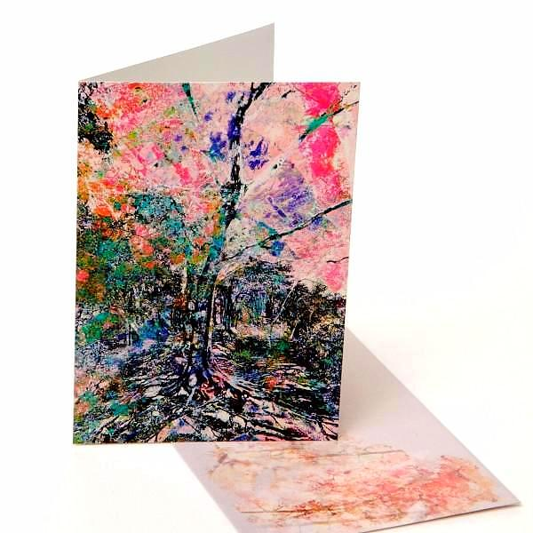Greeting Cards / Cherry Blossom 6