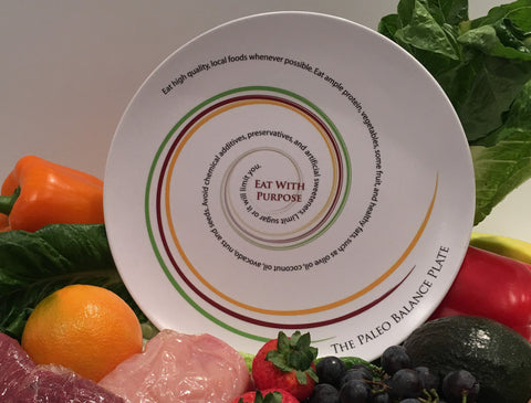 The Paleo Balance Plate - For Your Paleo Lifestyle