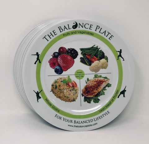 The Balance Plate - 10 Pack