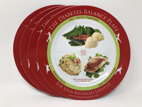 The Diabetes Balance Plate - 4Pak