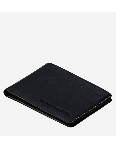 Status Anxiety - Otis Wallet Black