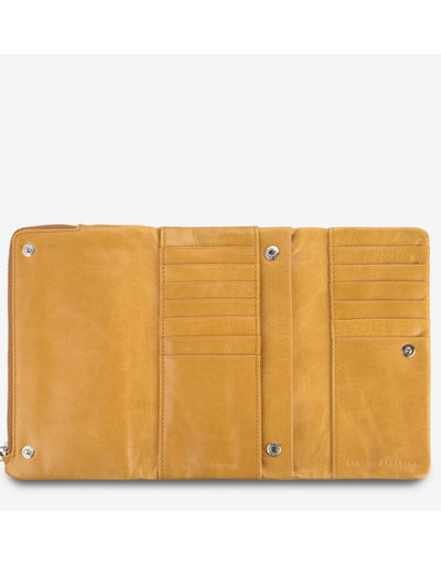 Status Anxiety - Audrey Wallet Tan, wallet, Status Anxiety - Say It Sister