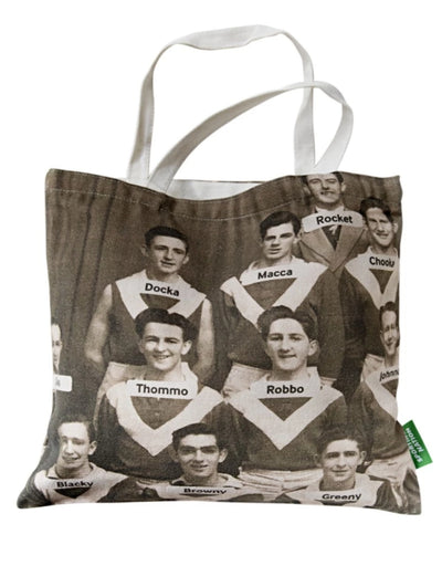 Tote Bage - Footy Nicknames, bag, Sporting Nation - Say It Sister