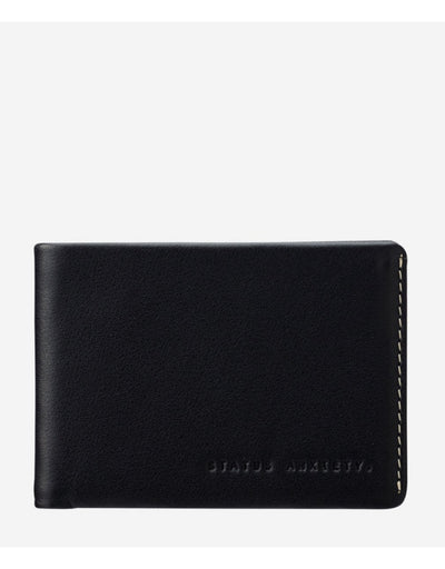 Status Anxiety - Otis Wallet Black - Say It Sister