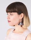 Martha Jean - Moth Earrings - Say It Sister