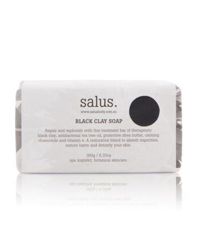 Salus - Black Clay Soap, Bath and Body, SALUS - Say It Sister