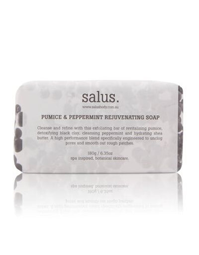 Salus - Pumice & Peppermint Rejuvenating Soap, Bath and Body, SALUS - Say It Sister