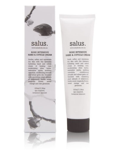 Salus - Rose Intensive Hand & Cuticle Cream 100ml, Bath and Body, SALUS - Say It Sister
