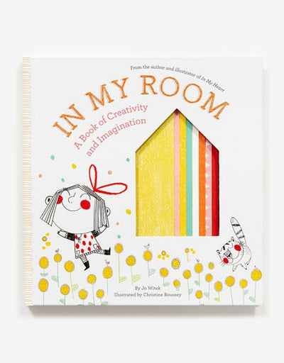 In My Room: A Book of Creativity and Imagination, Book, Brumby Sunstate - Say It Sister