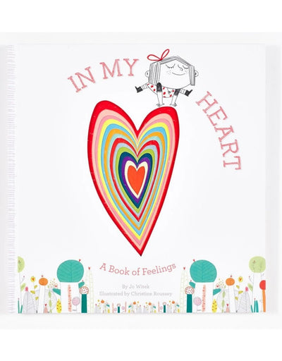 In My Heart: A Book Of Feelings, Book, Brumby Sunstate - Say It Sister
