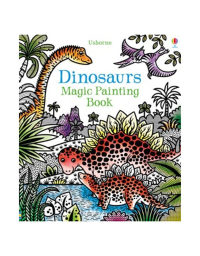 Magic Painting Dinosaurs, Children's Book, brumby sunstate - Say It Sister