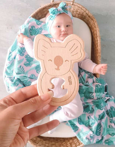 Koko Koala Teether, baby, My Little Giggles - Say It Sister