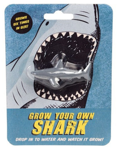Grow Your Own Shark, TOY, Outliving - Say It Sister