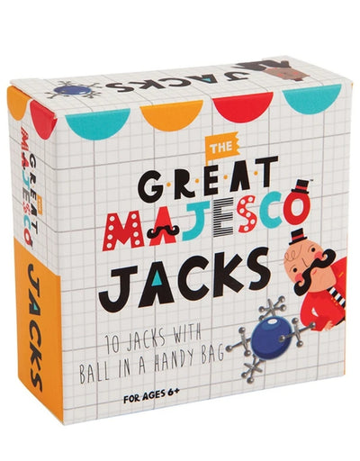 The Great Majesco Jacks, TOY, Outliving - Say It Sister