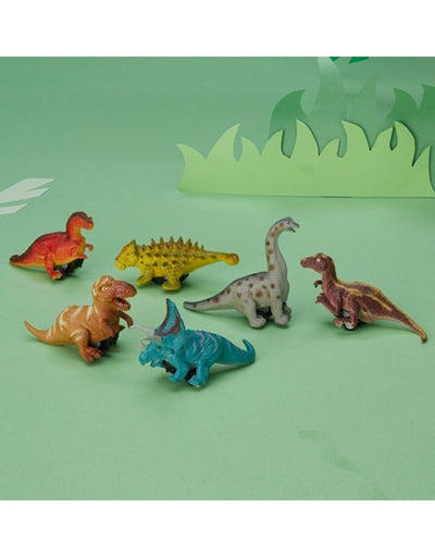 Dinosaur Pull Backs, TOY, Outliving - Say It Sister