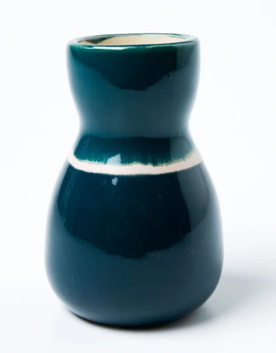 Saturday Vase Green Ink, vase, Jones & Co - Say It Sister