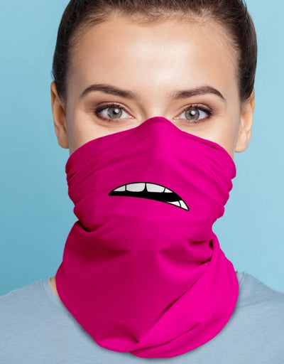 Face Scarf - Arrgh, Face Mask, Kover - Say It Sister