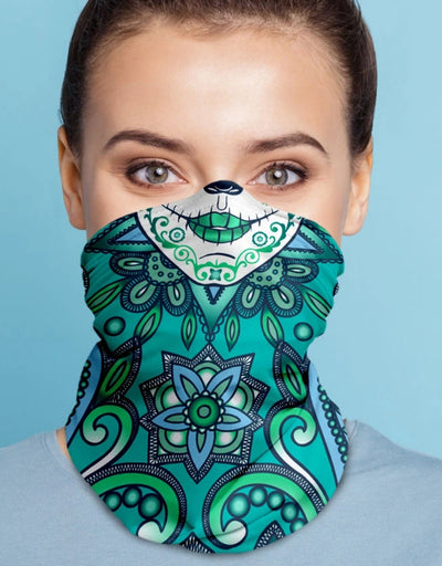 Face Scarf - Femme Fatal - Say It Sister