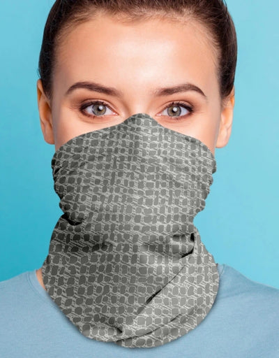 Face Scarf - Net Ash - Say It Sister
