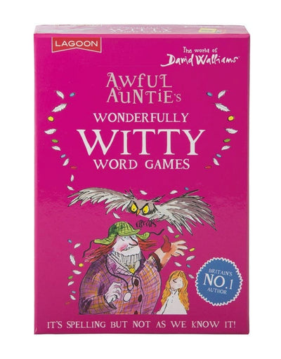 Awful Auntie's Witty Word Games, Game, Isgift - Say It Sister