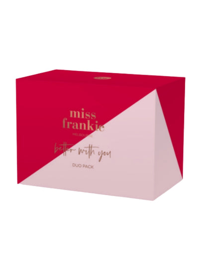 Miss Frankie - Better With You Duo, Nail Polish, Miss Frankie - Say It Sister