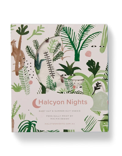 Halcyon Nights - Fern Gully Summer Gift Pack, baby, Halcyon Nights - Say It Sister
