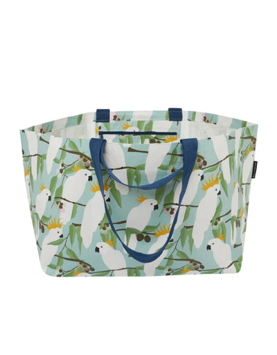 Cockatoo Oversize Tote - Say It Sister