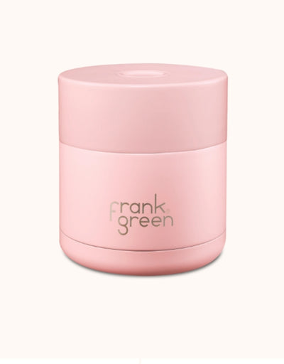 Frank Green - Blushed Ceramic Reusable Canister 295ml - Say It Sister