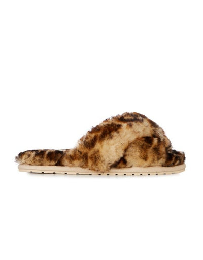 Mayberry Slipper Animal Chestnut - Say It Sister