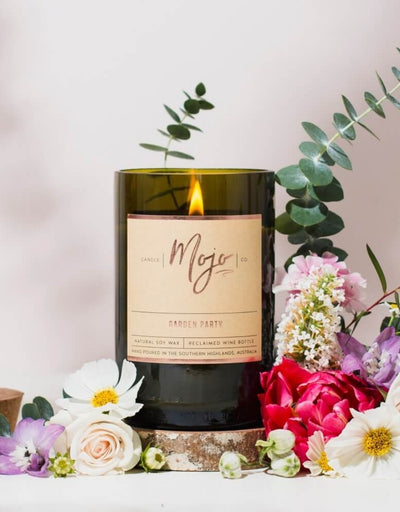Mojo Candle Co. - Garden Party - Say It Sister