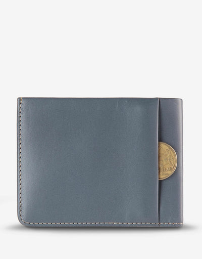 Status Anxiety - Alfred Wallet Slate, wallet, Status Anxiety - Say It Sister