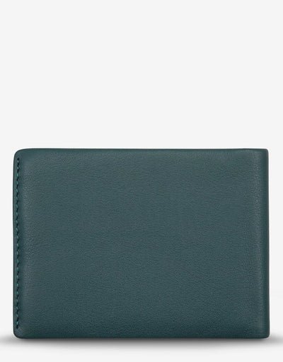 Status Anxiety - Jonah Wallet Teal, wallet, Status Anxiety - Say It Sister