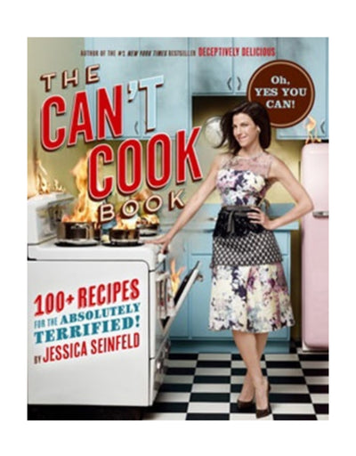 Can't Cook Book, Book, Brumby Sunstate - Say It Sister