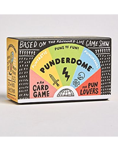Punderdome: A Card Game For Pun Lovers, Game, Brumby Sunstate - Say It Sister
