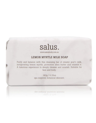 Salus - Lemon Myrtle Milk Soap, Bath and Body, SALUS - Say It Sister