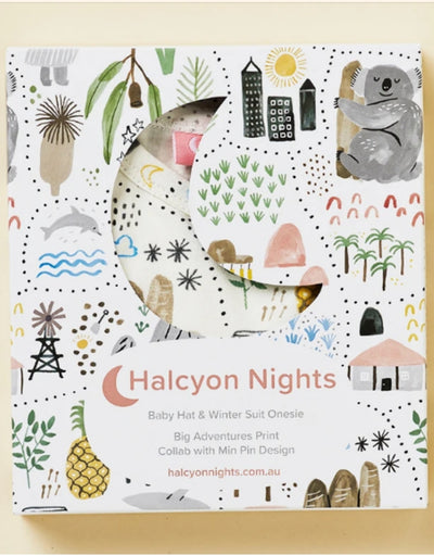 Halcyon Nights - Big Adventures Winter Gift Pack, baby, Halcyon Nights - Say It Sister