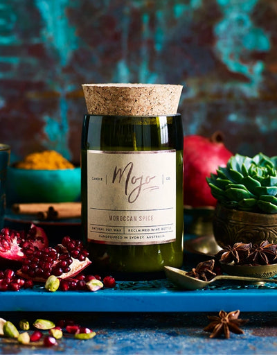 Mojo Candle Co. - Moroccan Spice - Say It Sister