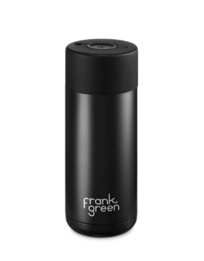 Frank Green - Black Ceramic 475ml, Drinkwear, Frank Green - Say It Sister