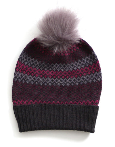 Uimi - Isla Beanie Fig - Say It Sister