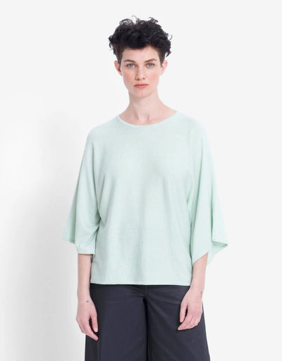 Elk - Leidi Knit Top Mint - Say It Sister