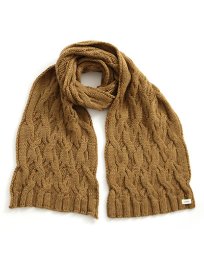Uimi - Mabel Scarf Nutmeg, Scarf, Uimi - Say It Sister