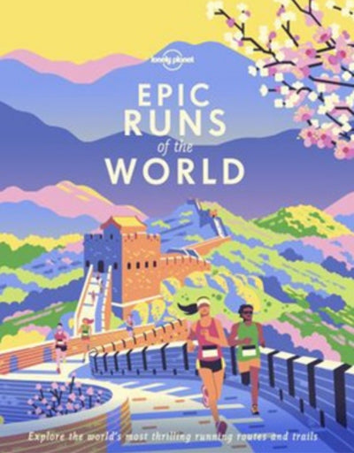 Epic Runs of the World, Book, Brumby Sunstate - Say It Sister