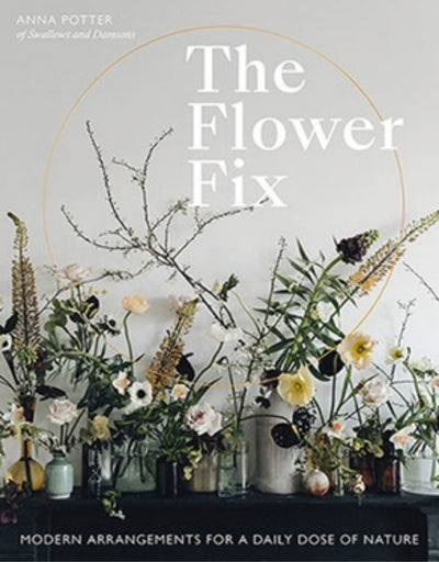 The Flower Fix, Book, Brumby Sunstate - Say It Sister