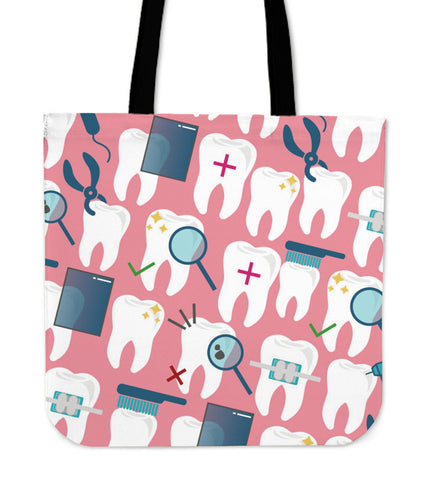 Dental Hygienist Tote Bag