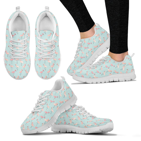 Women's Sneakers Flamingo