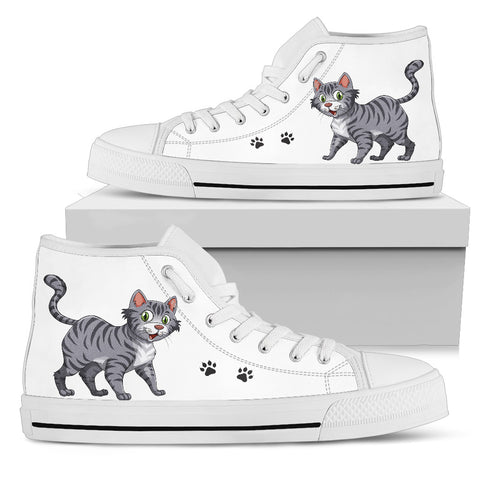 Cat Women's High Top